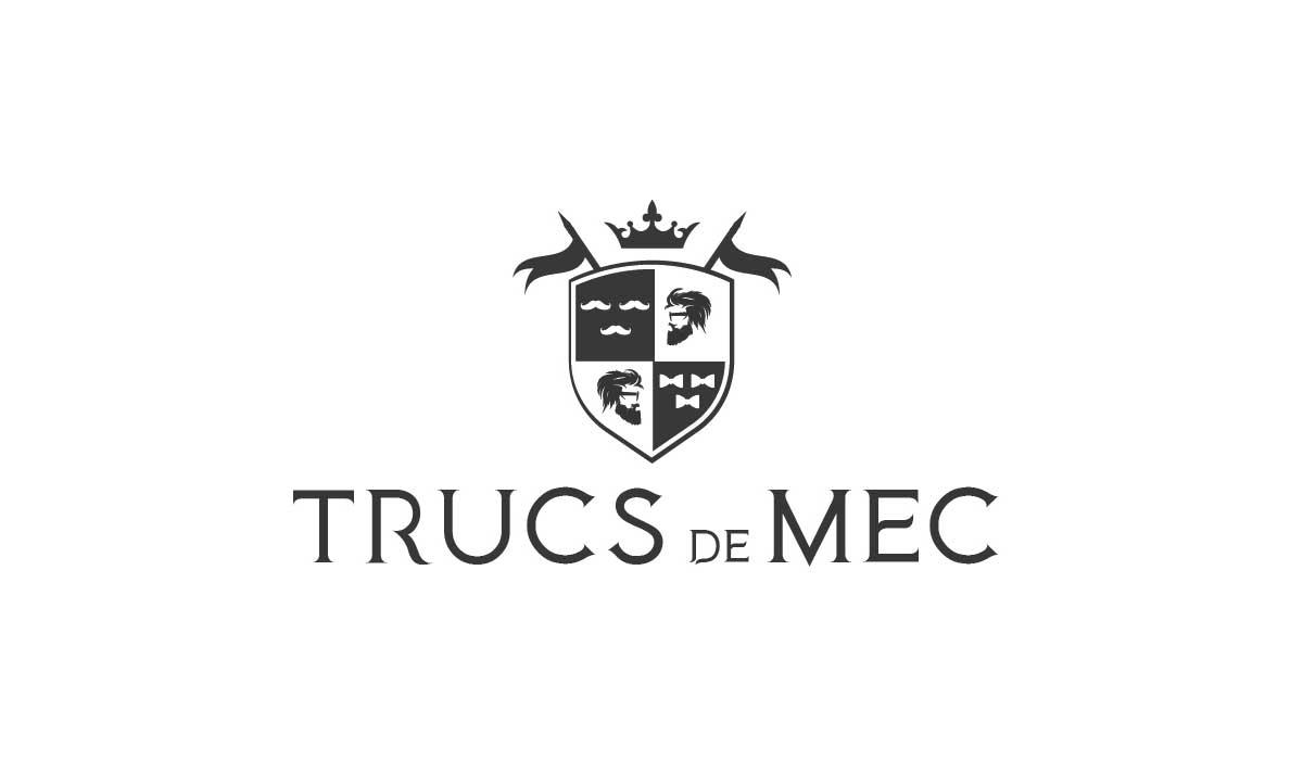 Truc de Mec, un logo créé par l'agence-i communication à Gignac